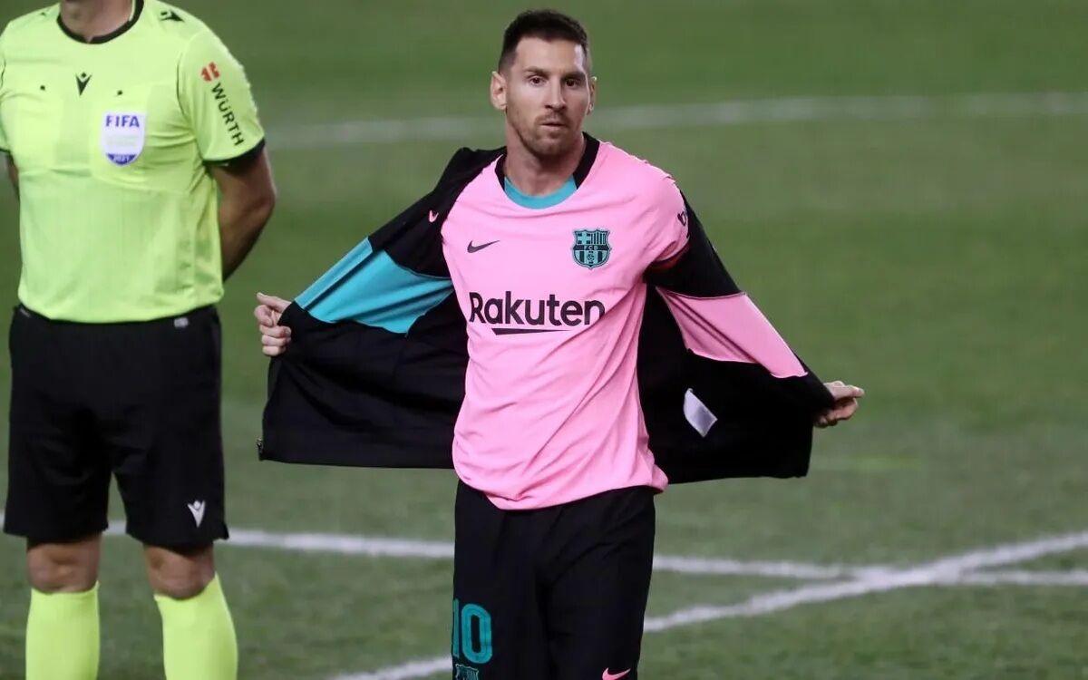 بارسلونا و لیونل مسی شکایت میکنند
