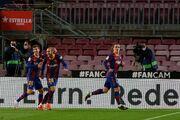 بارسلونا از رئال مادرید سبقت گرفت