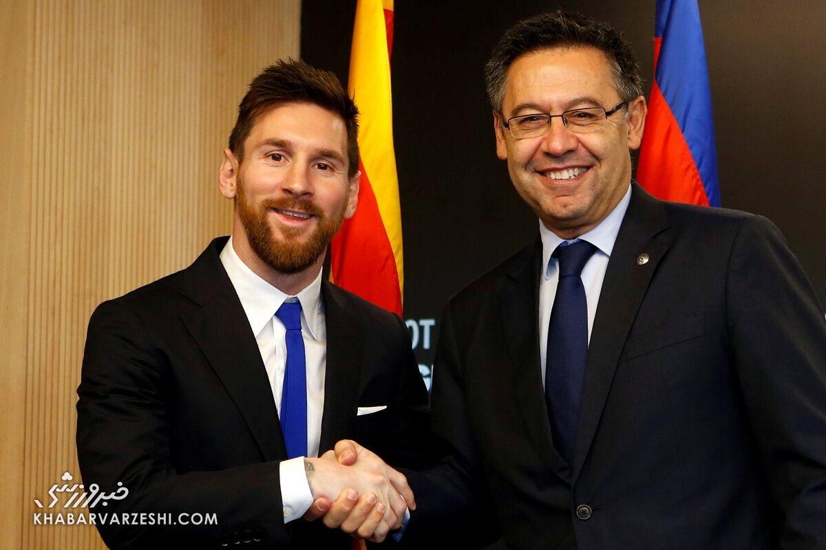 جوسپ ماریا بارتومئو: قرارداد افشا شده، شوخی نیست!