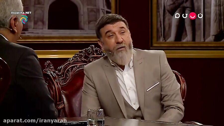 ویدیو  گفتههای تاثیرگذار زنده یاد علی انصاریان در برنامه تلویزیونی