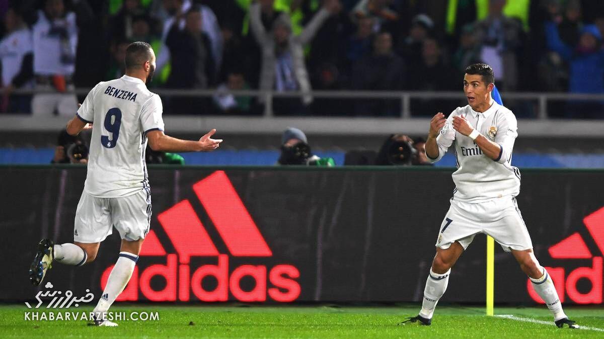 کریستیانو رونالدو (بهترین گلزن تاریخ جام جهانی باشگاهها)