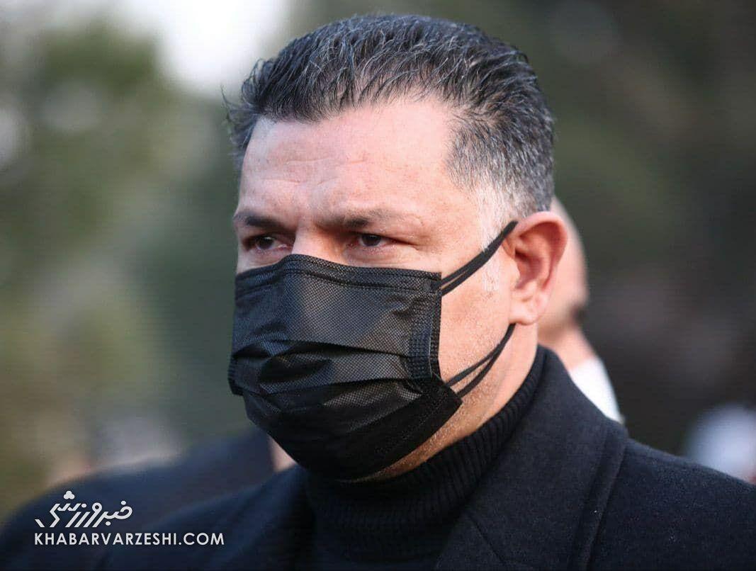 علی دایی در آمریکا واکسن کرونا میزند؟/ کدام فوتبالیهای ایران در آمریکا واکسن کرونا زدهاند؟