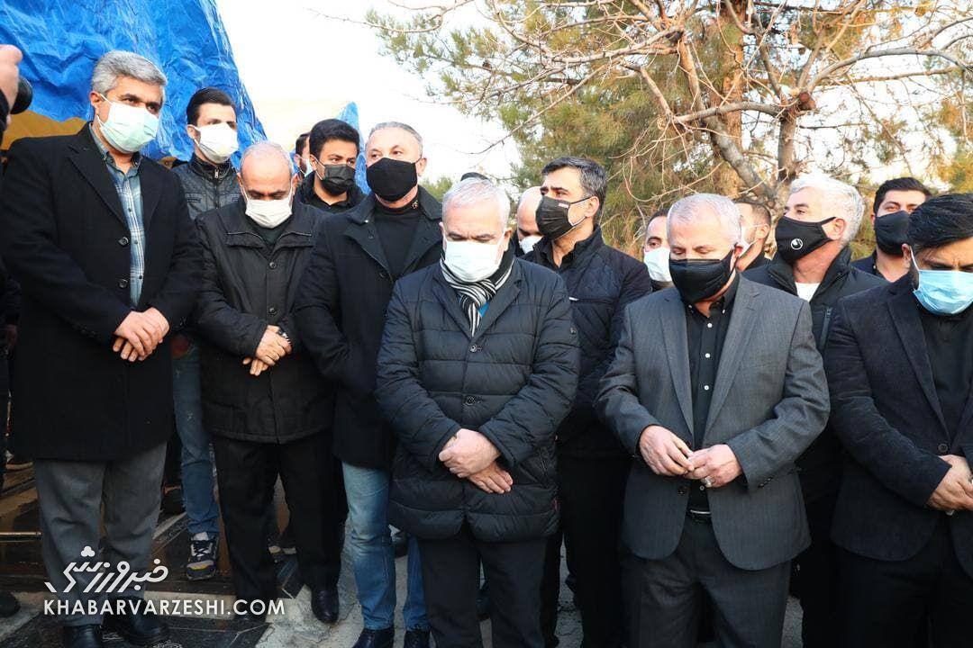 راز مرگ رفیق صمیمی علی پروین/ این بار مقصر کرونا نبود