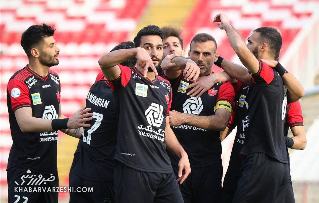 واکنش AFC به درخشش سیدجلال در پرسپولیس