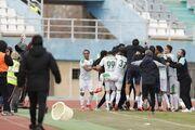 نفت مسجدسلیمان صفر - آلومینیوم ۲/ اراکیها همچنان روی نوار پیروزی