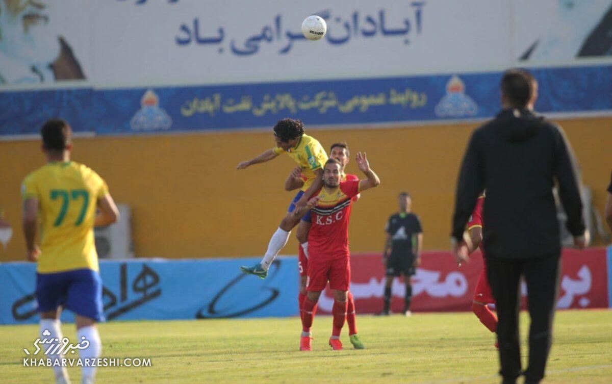 فولاد از شکست در دربی خوزستان گریخت/ صنعت نفت به نفع مدعیان امتیاز داد
