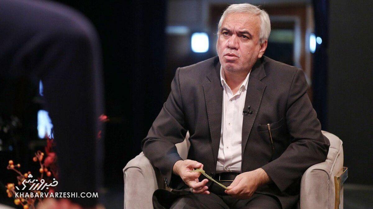 فتحاللهزاده: افتخار میکنم که ۹ سرمربی استقلالی در لیگ برتر داریم