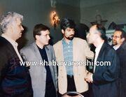 تصویر تاریخی از حضور برانکو ایوانکوویچ در فوتبال ایران