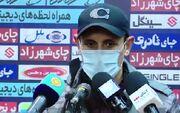 ویدیو| گلمحمدی: امیدوارم به زودی مردم سهامدار پرسپولیس شوند