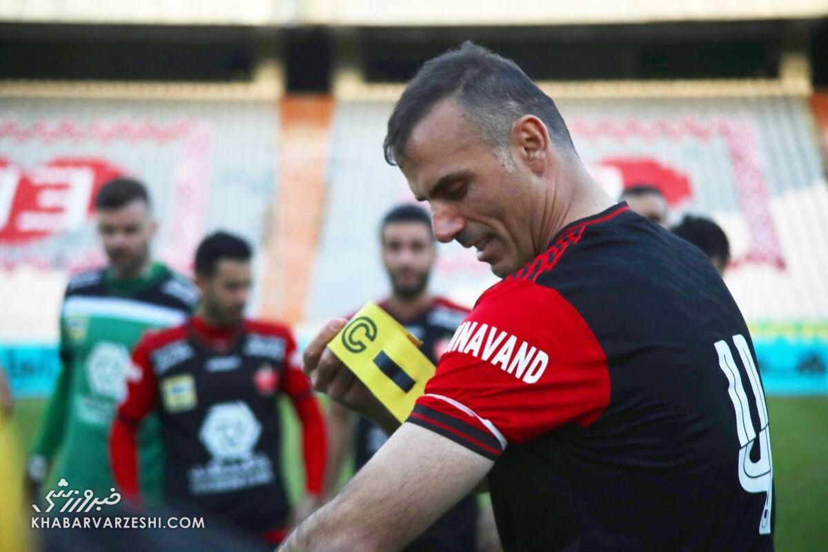 به بهانه یک گل ۳ امتیازی دیگر از سیدجلال حسینی/ لطفاً خداحافظی نکن!