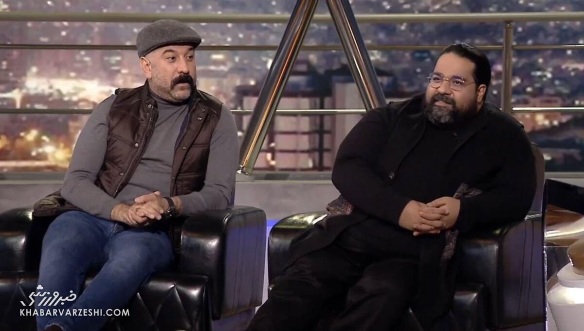 واکنش خانواده علی انصاریان به پخش آخرین مصاحبه با شهاب حسینی