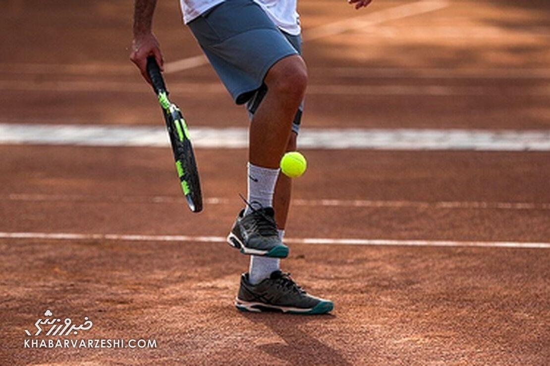 تنیسورها اردونشین شدند