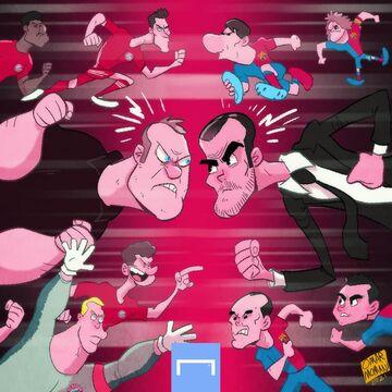 کارتون| نبرد ششتاییها