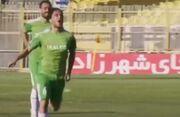 ویدیو| خلاصه بازی نفت مسجدسلیمان ۱-۲ آلومینیوم اراک