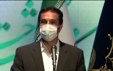 حضور ملیپوش اسبق کاراته ایران بر صحنه سی و نهمین جشنواره فیلم فجر