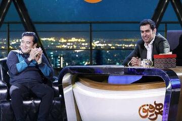 خداداد عزیزی مهمان شهاب حسینی در «همرفیق» شد