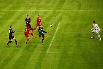 بایرن مونیخ ۳ - آرمینیا بیلفلد ۳/ فرار قهرمان جهان از دست تیم پایین جدولی