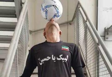 رکورد عجیب جوان ایرانی در برج میلاد!