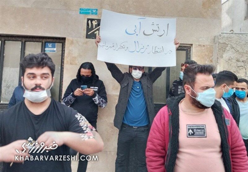 واکنش باشگاه استقلال به هواداران معترض/ تجمعات غیرقانونی است!