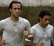 پیام مهم ۲ ستاره به اهالی فوتبال ایران