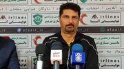 حسینی: از بازگشت به ذوبآهن خوشحالم