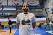 تصاویر انصاریان و میناوند در لهستان/ حرکت ارزنده لژیونر والیبال ایران