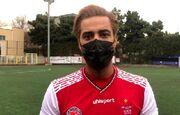ویدیو| امیر مقاره: به جای کل کل کردن از فوتبال لذت ببریم
