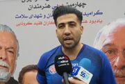 ویدیو| مجتبی پوربخش: بهنام بانی قول شادی گل جدید داده