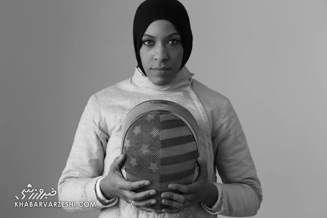 ابتهاج محمد؛ اولین قهرمان باحجاب آمریکایی