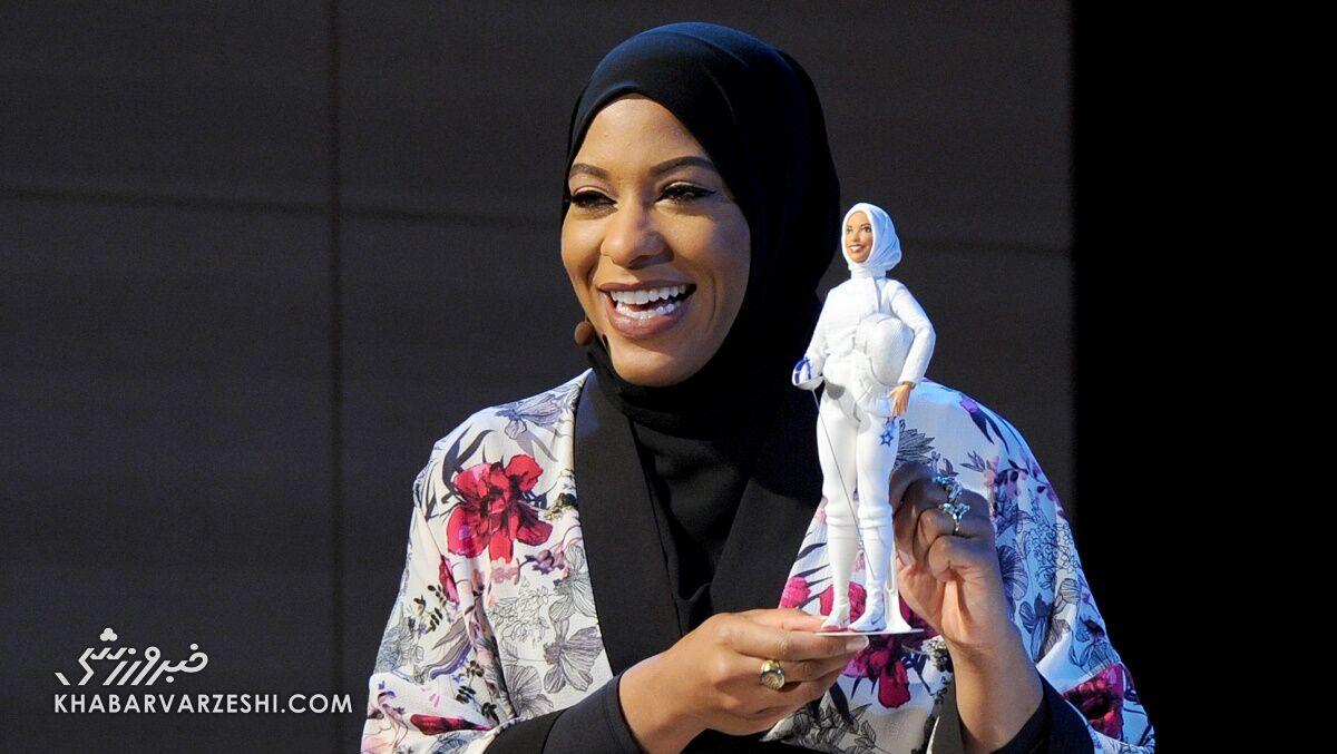 عروسک ابتهاج محمد