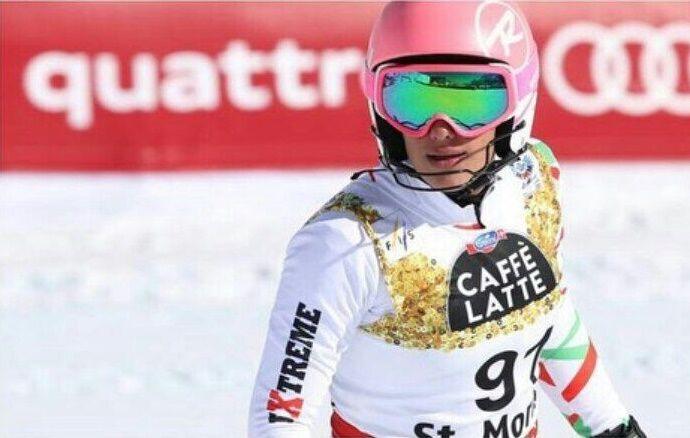 صعود احمدی به مانش دوم اسکی قهرمانی جهان