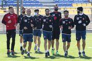 روز شاداب پرسپولیسیها بعد از قهرمانی در نیم فصل