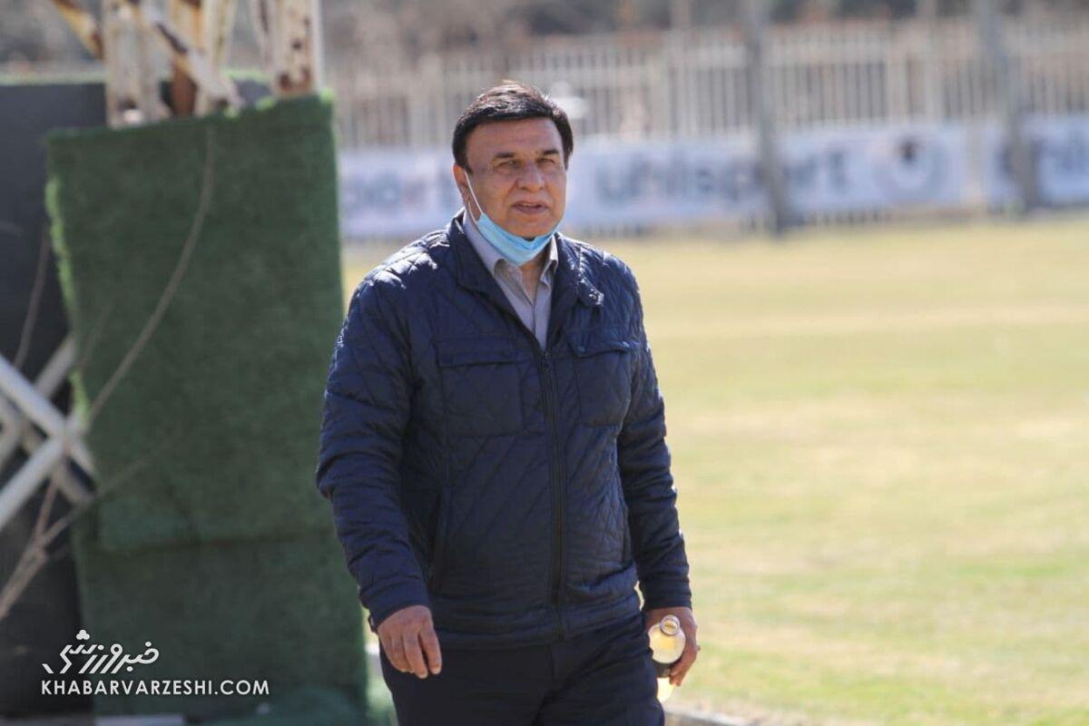 آخرین نفر نیمکت محمود فکری هم از استقلال رفت