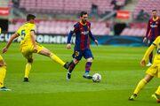 بارسلونا یک - کادیس یک/ تساوی با پنالتیها