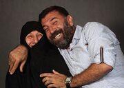 نکوداشت علی انصاریان در جشنواره فیلمهای ورزشی