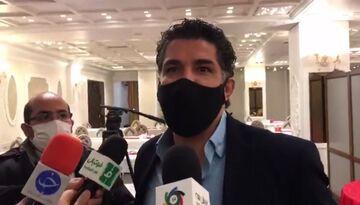 قربانی: در انتخابات فوتبال تهران همه چی آروم بود!