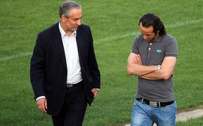 نظر عجیب کفاشیان درباره انتخابات فوتبال/ علی کریمی شانس زیادی برای پیروزی دارد!
