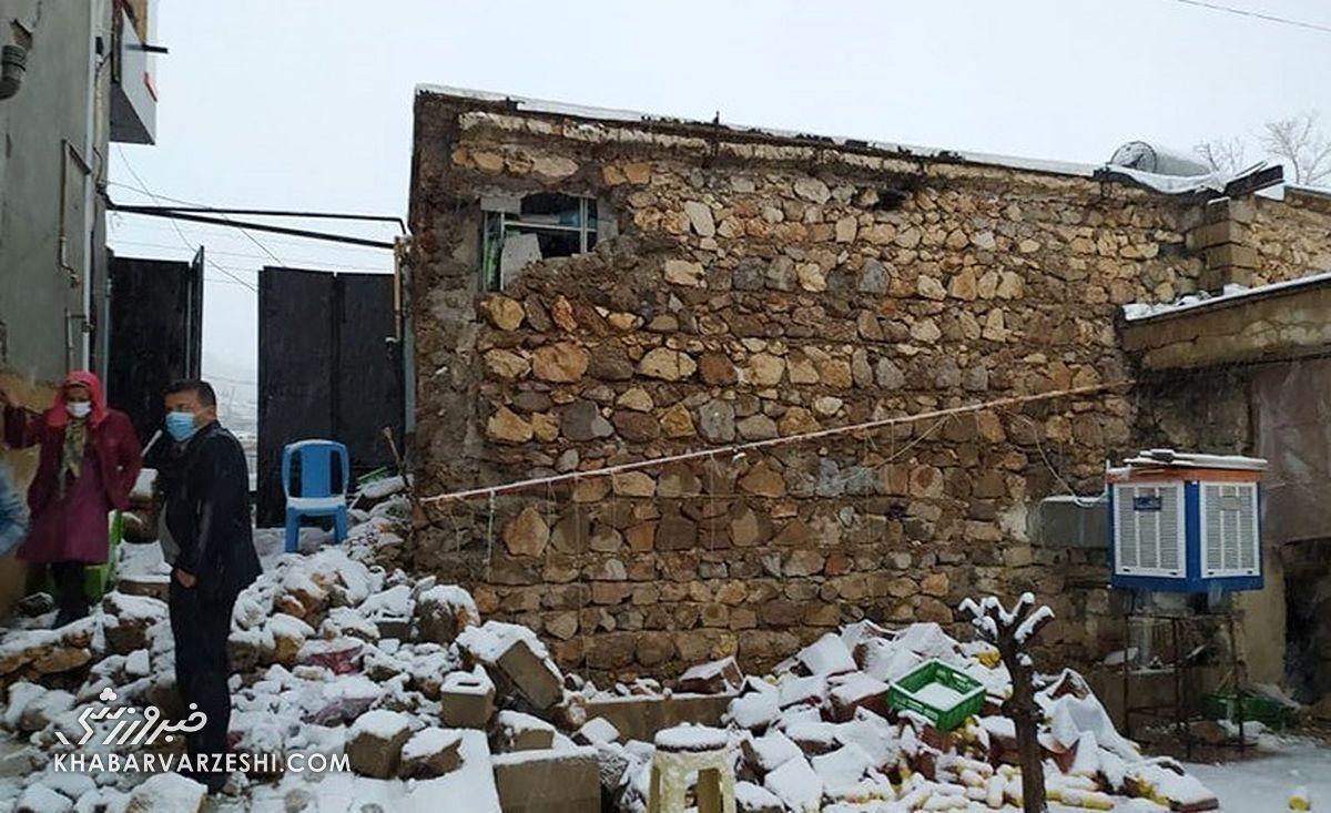 اعلام آمادگی پرسپولیس برای کمک به هموطنان زلزله زده