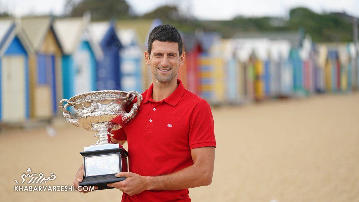 نوله؛ پادشاه بیرقیب دنیای تنیس