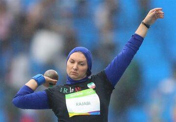 ویدیو| لیلا رجبی: کسانی در ایران هستند که از موفقیت ورزشکاران خوشحال نمیشوند