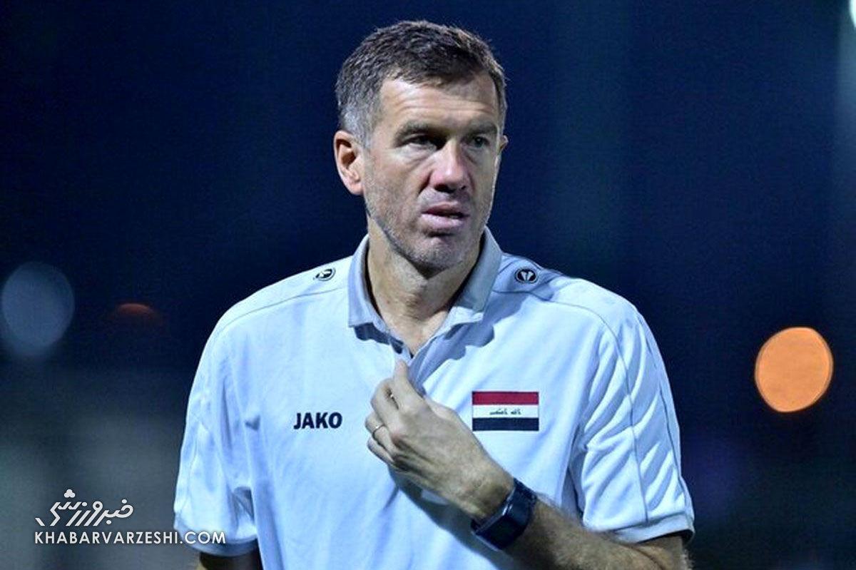 انتقاد از کاتانتس به خاطر ضعف تیم ملی ایران