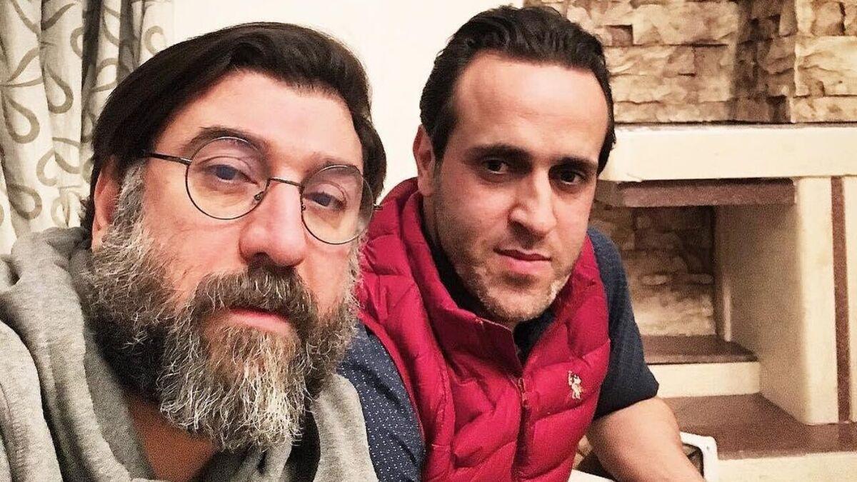 ویدیو| روایت علی کریمی از لحظه اعلام خبر فوت انصاریان به ننه علی
