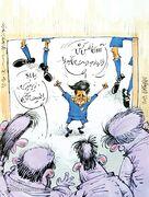 کارتون| تهدید باشو کوچک!