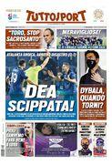 روزنامه توتو| الهه دزدیده شد!