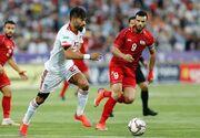 سوریه با تیم اصلی در مقابل ایران