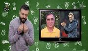 ویدیو| کنفرانس خبری؛ دستمایه طنز فوتبال ۱۲۰