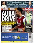 روزنامه استار| رانندگی اوبا