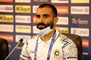 کیانی: باشگاه سپاهان هر روز به من یک حرف میزد/ در تبریز حرکاتی دیدم که دلسرد شدم