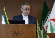بازدید مسئولان کمیته از امکانات ورزشی آستان قدس