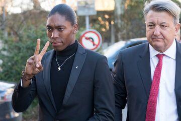 شکایت دونده قهرمان المپیک به دادگاه حقوق بشر اروپا/ من مرد نیستم!